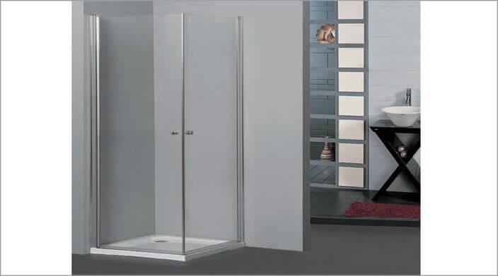 מקלחון זכוכית במחיר מבצע