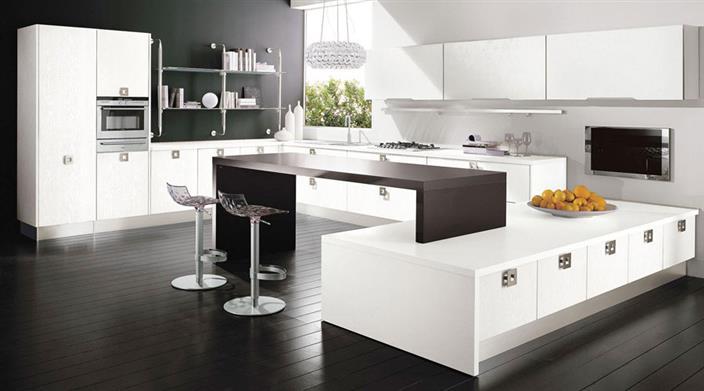 עיצוב מטבח מודרני